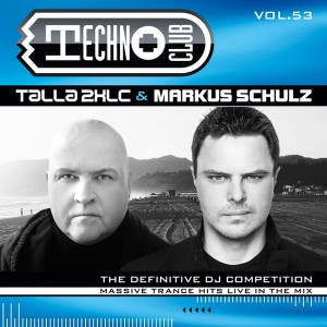Talla 2XLC & Markus Schulz ‎– Techno Club Vol. 53 2xCD Nowa