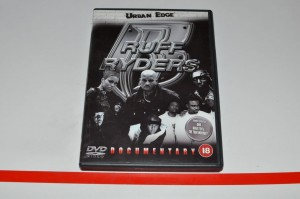Ruff Ryders – Documentary Vol. 1 DVD Używ.