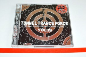 Tunnel Trance Force Vol.19 2xCD Używ.