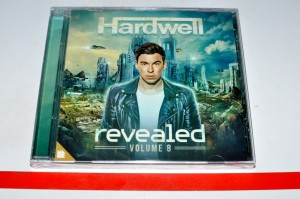 Hardwell - Revealed Volume 8 CD Nowa