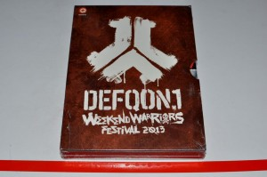 Defqon.1 Festival 2013 - Weekend Warriors Blu Ray DVD Nowa