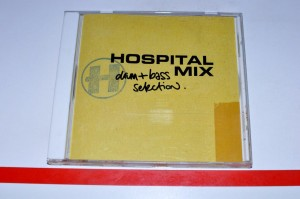 Hospital Mix (Drum+Bass Selection) CD Używ.