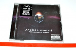 Angels & Airwaves - We Don't Need To Whisper CD Album Używ.