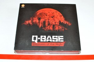 Q-Base - Creatures Of The Night 4xCD Używ.