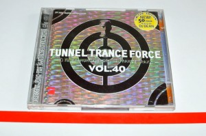 Tunnel Trance Force Vol. 40 2xCD Używ.