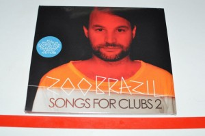 Zoo Brazil - Songs For Clubs 2 CD Nowy