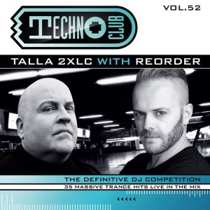 Talla 2XLC With ReOrder ‎– Techno Club Vol. 52 2xCD Nowa