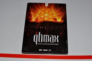 Qlimax 2008 - 22nd Of November Gelredome Arnhem DVD Używ.