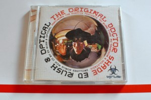 Ed Rush & Optical - The Original Doctor Shade CD ALBUM Używ.