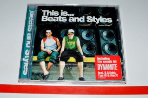 Beats And Styles – This Is... Beats And Styles CD Album Nowa
