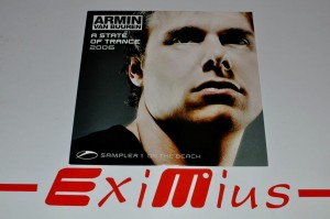 Armin van Buuren – A State Of Trance 2006 Sampler 1 (On The Beach)