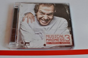 Marcel Woods - Musical Madness 3 CD Nowy