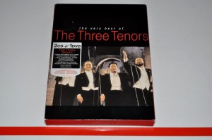 The Very Best of the Three Tenors DVD Używ.
