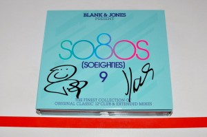 Blank & Jones – So80s (Soeighties) 9 AUTOGRAF 3xCD Nowa