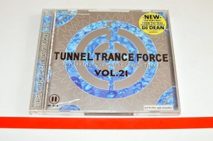 Tunnel Trance Force Vol. 21 2xCD Używ.