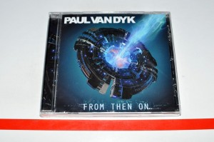 Paul van Dyk ‎– From Then On CD Album Nowa